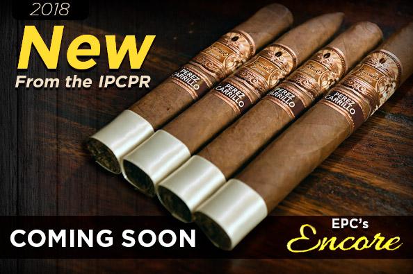 EPC Previews New Encore Cigar In Santiago