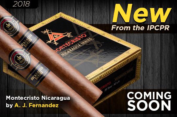 Altadis Teams Up With A.J. Fernandez For Montecristo Nicaragua